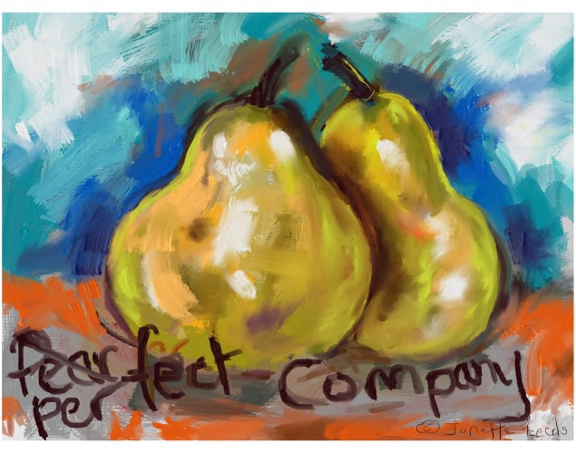 Perfect company pears
