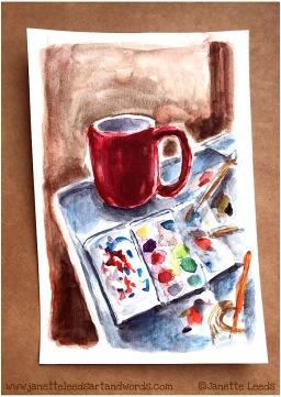 Red Mug